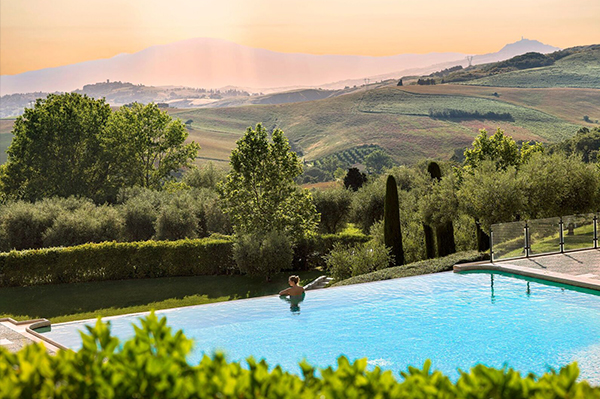 TOUR: TUSCANY LUXURY NATURAL SPA